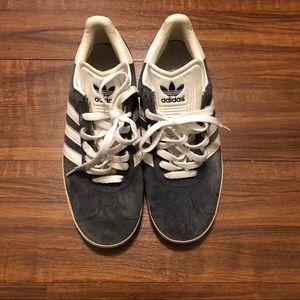 Adidas Gazelle sneakers men's size 8.5 women's 10
